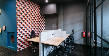 Camelia & Co., Singapore | coworkspace.com