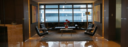 CEO SUITE - Singapore Land Tower