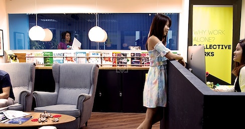 Collective Works, Singapore | coworkspace.com