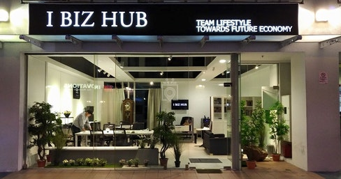 I BIZ HUB, Singapore | coworkspace.com