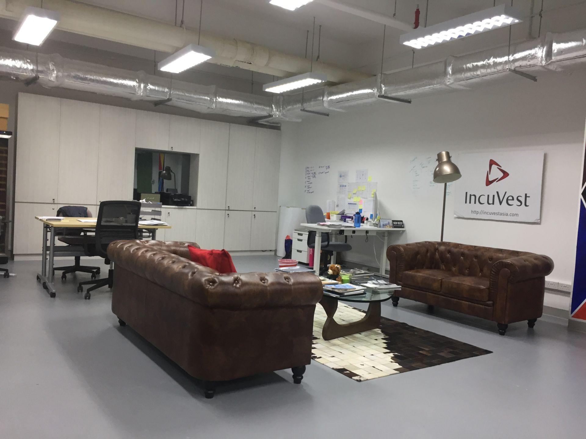 IncuVest Space, Singapore