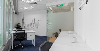 JSE Offices, Singapore | coworkspace.com