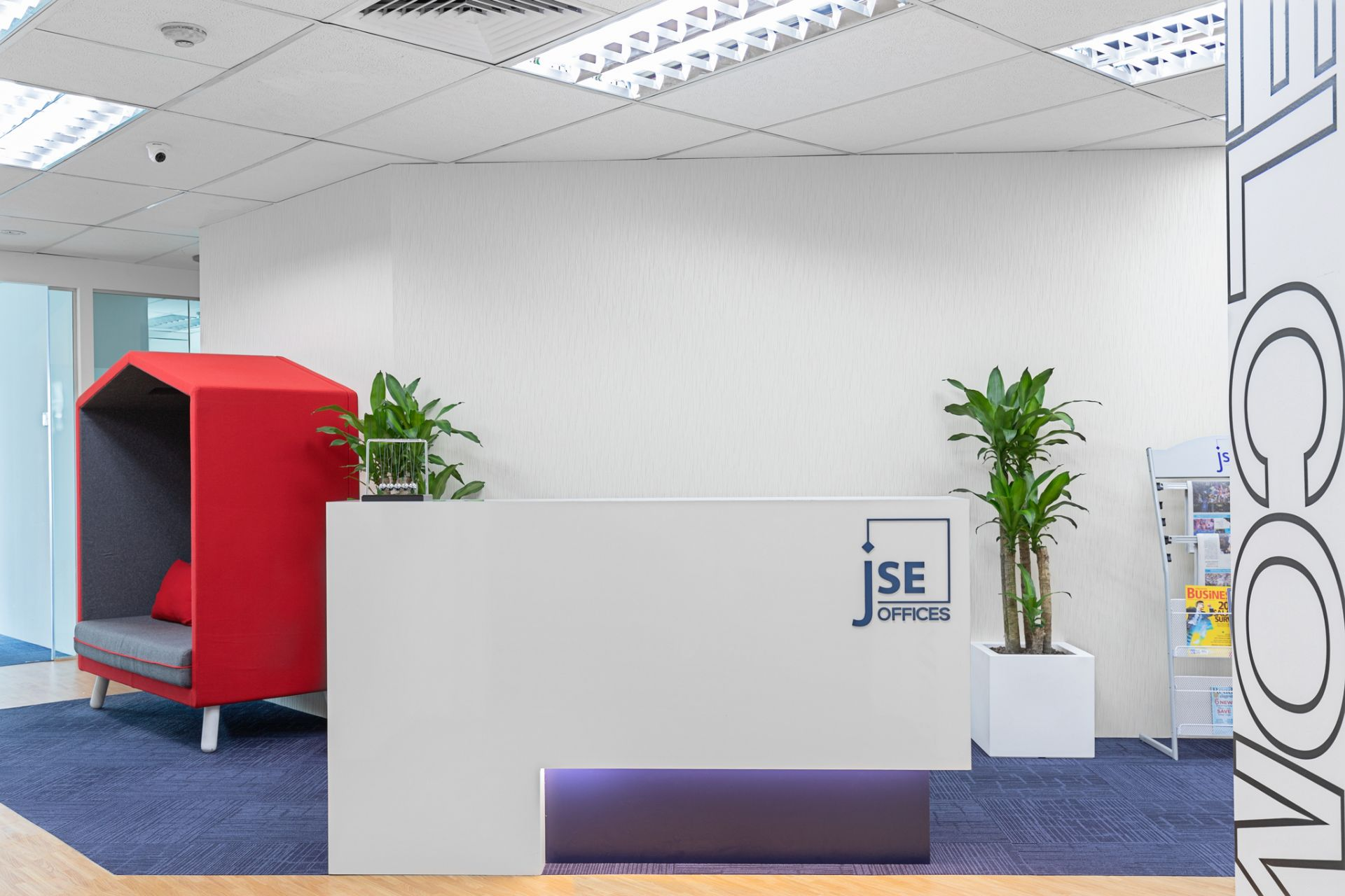JSE Offices, Singapore