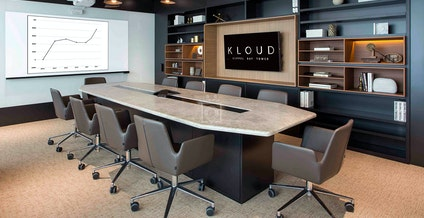 KLOUD Keppel Bay Tower, Singapore | coworkspace.com