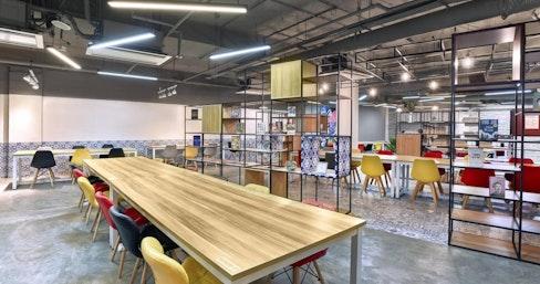 MOX, Singapore | coworkspace.com