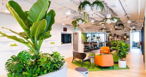 O2Work, Singapore | coworkspace.com