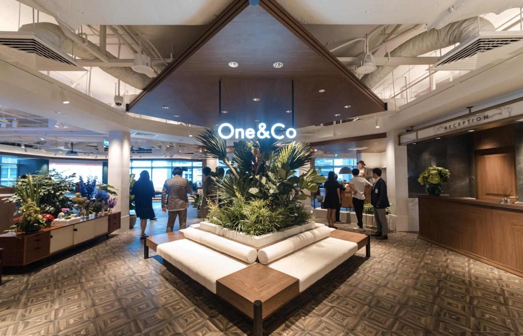 One&Co, Singapore