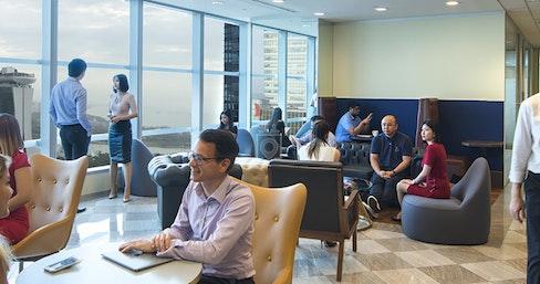 Servcorp at Marina Bay Financial Centre, Singapore | coworkspace.com