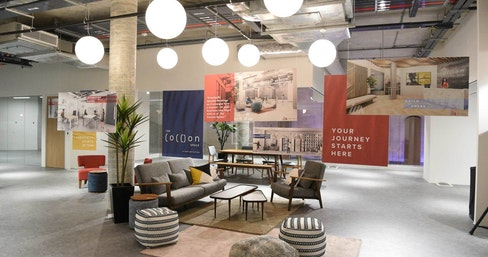 The Cocoon Space, Singapore | coworkspace.com