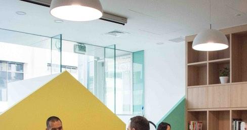Trehaus, Singapore | coworkspace.com