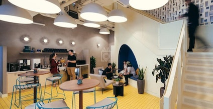 WeWork Beach Centre, Singapore | coworkspace.com