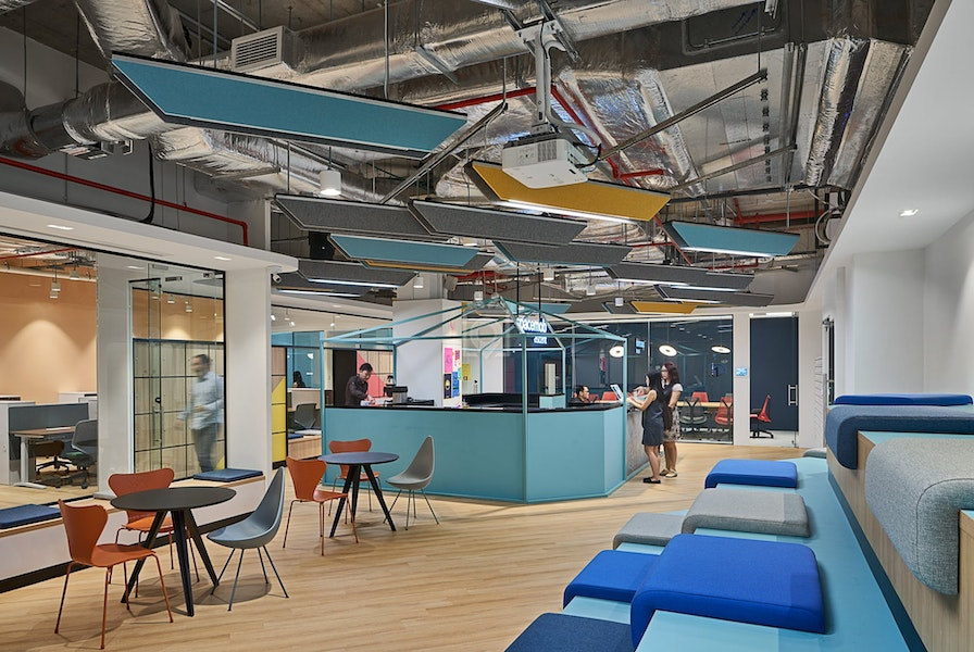 WeWork Spacemob Ascent, Singapore
