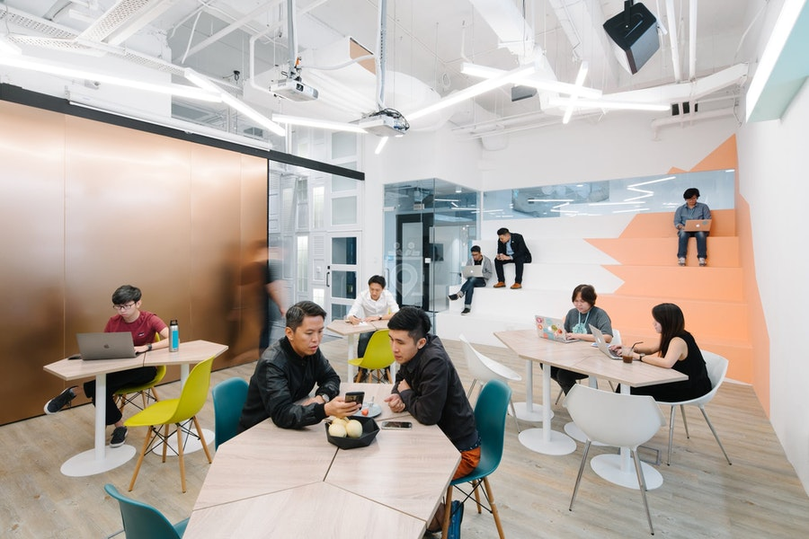 WeWork Spacemob Claymore, Singapore