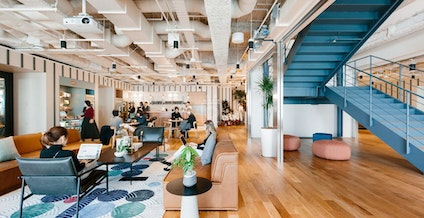 WeWork Suntec Tower 5, Singapore | coworkspace.com