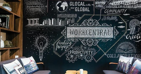 Workcentral, Singapore | coworkspace.com