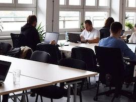 Coworking Cvernovka, Bratislava