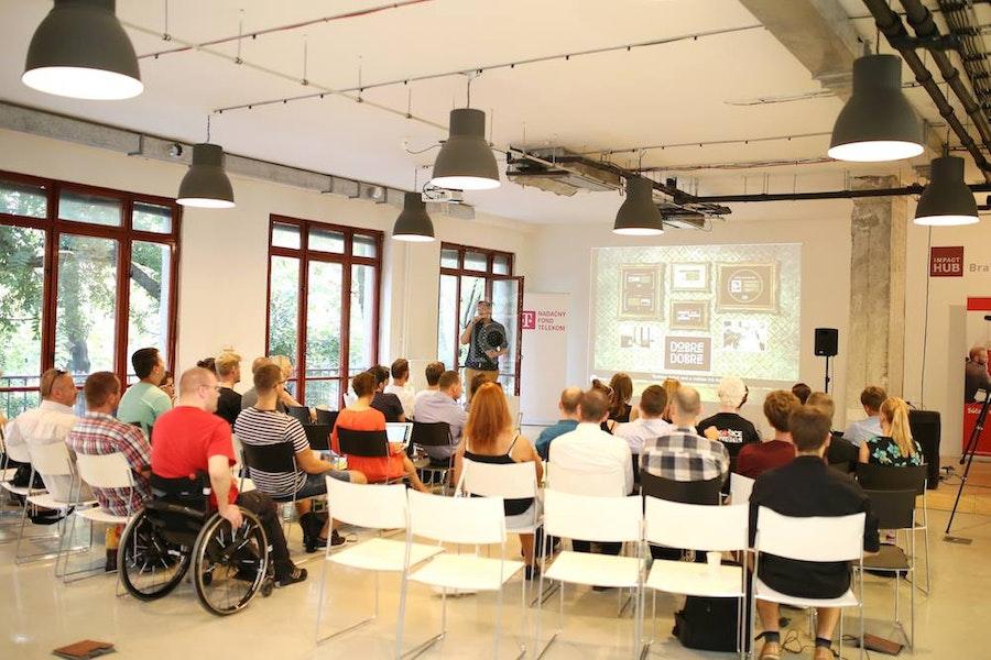 Impact Hub Bratislava, Bratislava