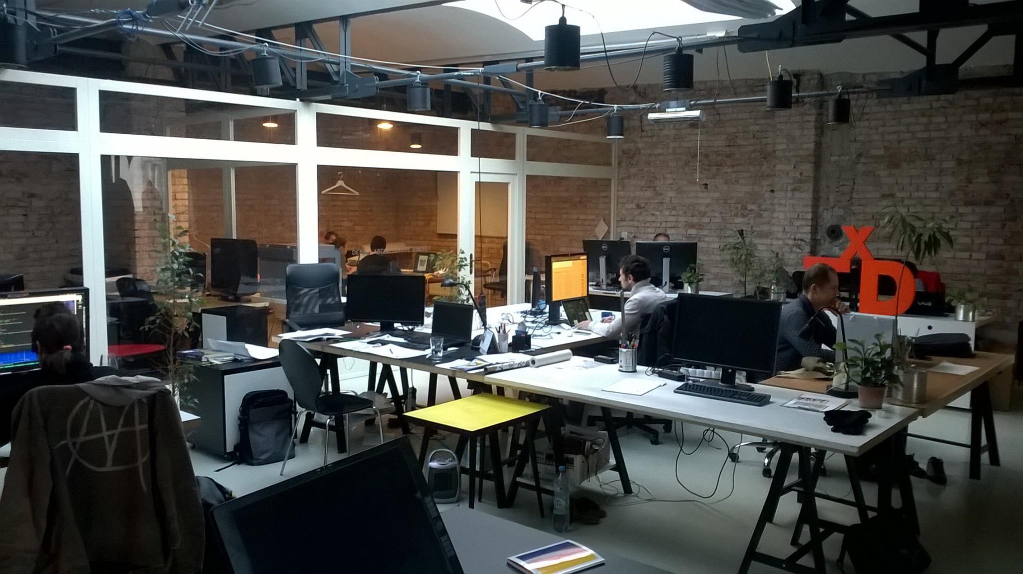 HUBa Coworking, Kosice