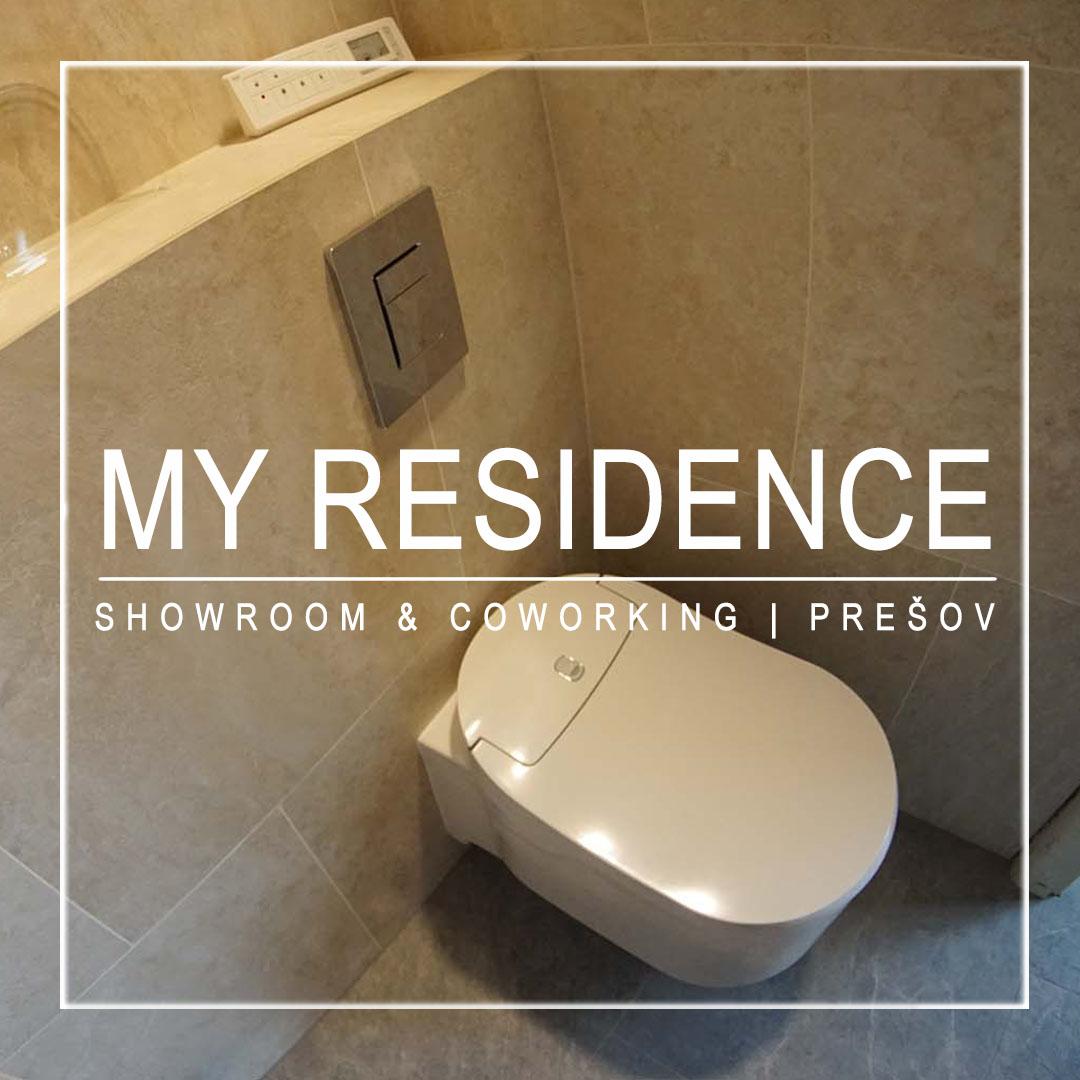 My Residence Showroom & Coworking Presov, Presov