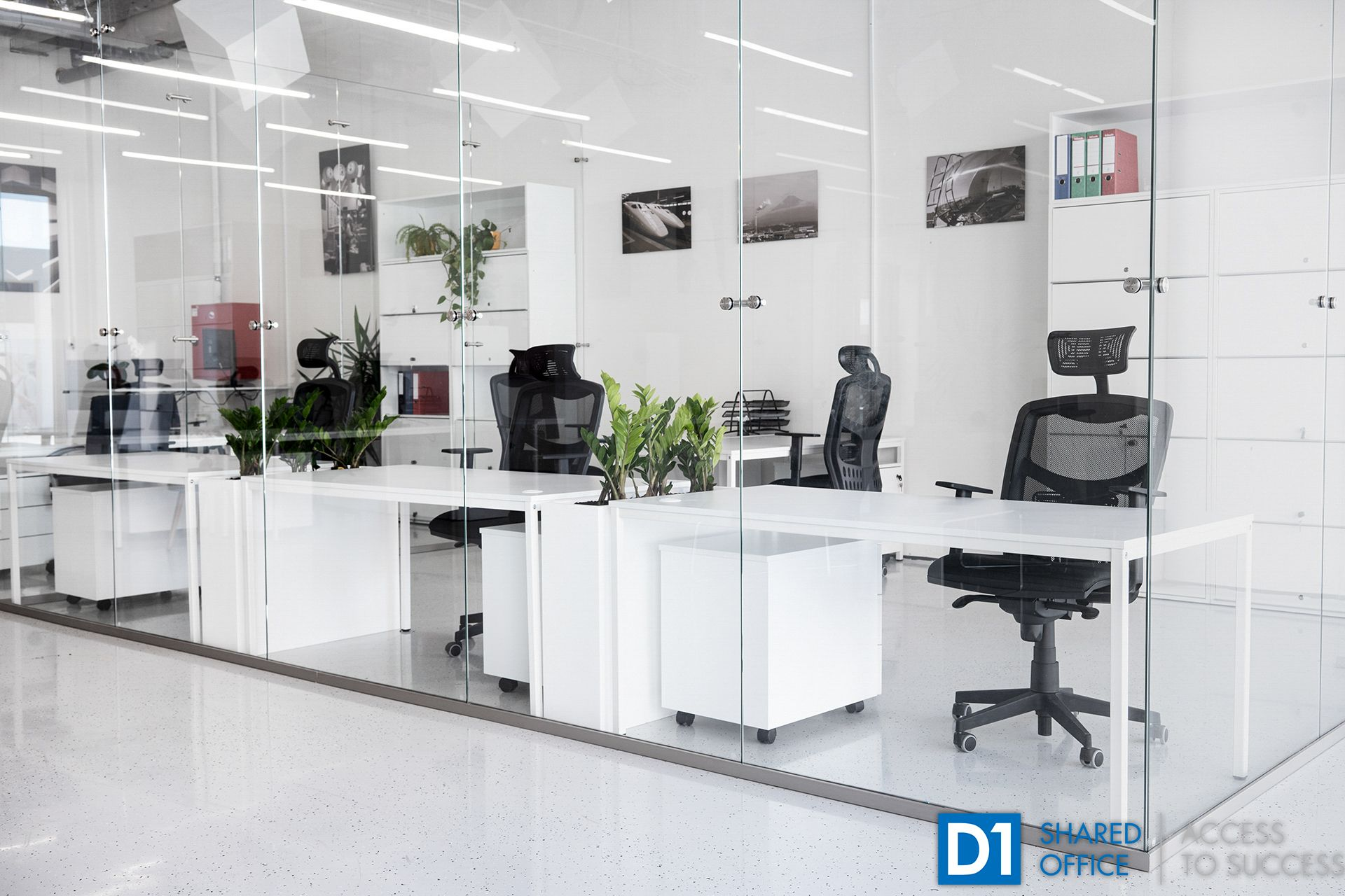 D1 Shared Office, Senec