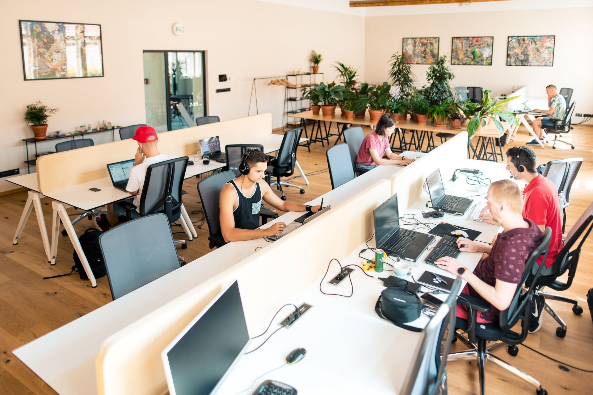 Nadvorie Coworking, Trnava
