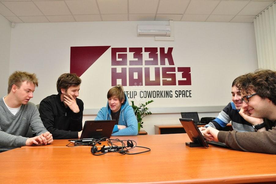 Geek House, Ljubljana