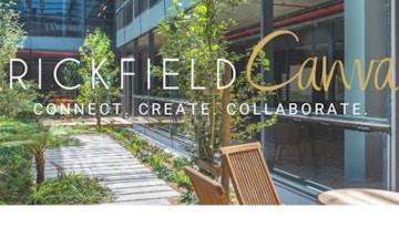 Brickfield Canvas image 1