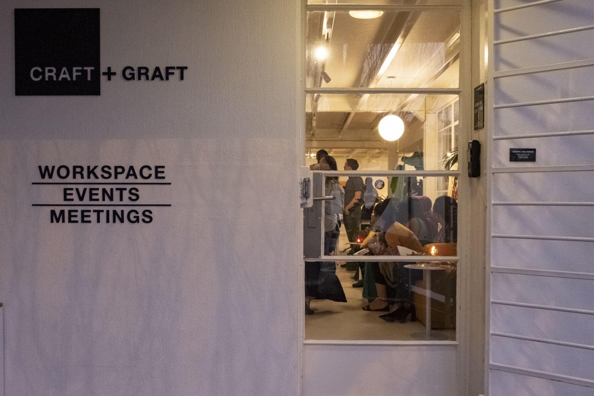 Craft+Graft, Cape Town