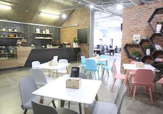 Cube Workspace Cape Town V&A Waterfront image 2