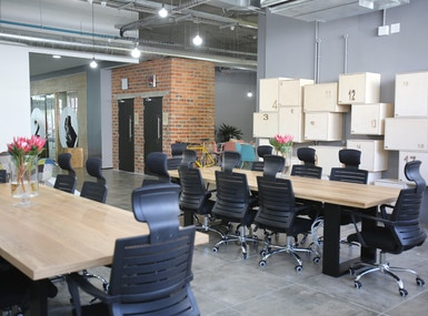 Cube Workspace Cape Town V&A Waterfront image 5