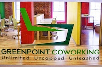 Greenpoint Coworking, Cape Town