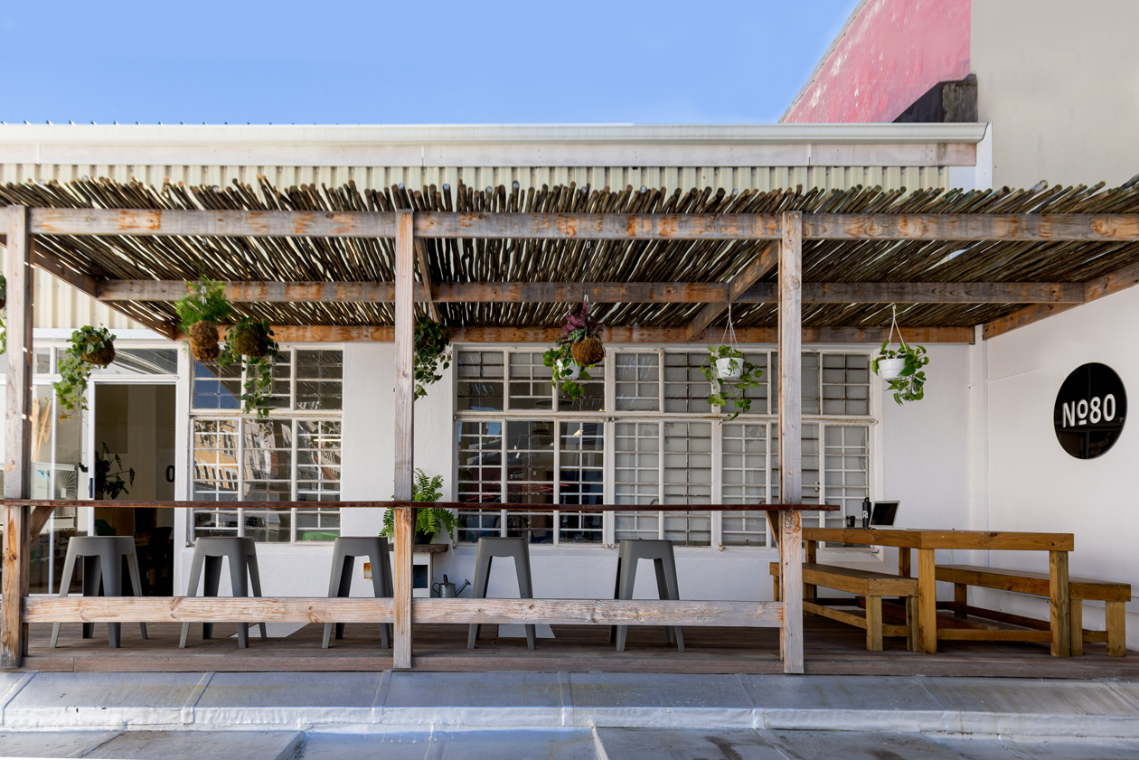 №80 Hout Street, Cape Town