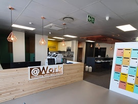 @Work Coworking Office Space, Cape Town