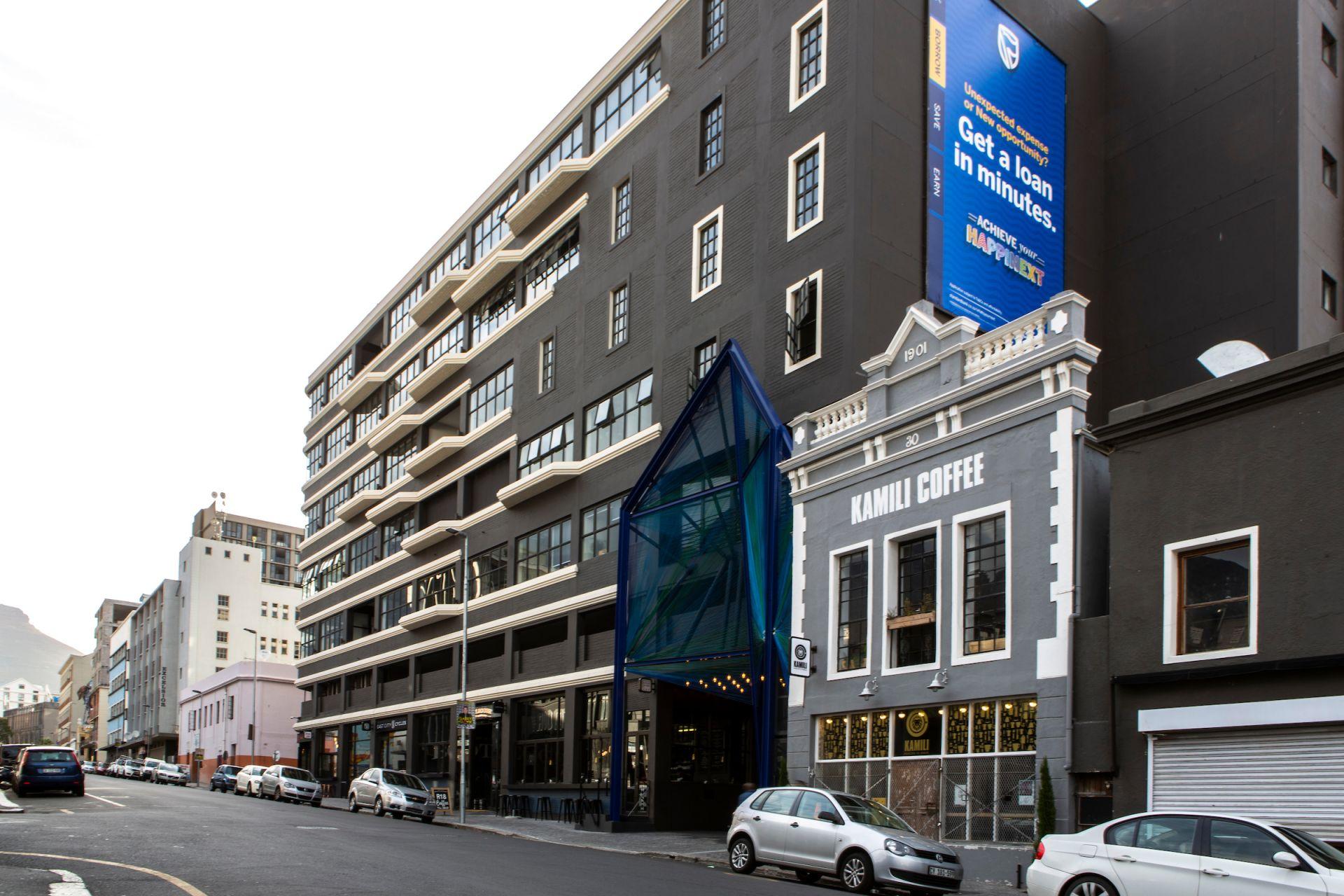 Workshop17 The Harrington, Cape Town