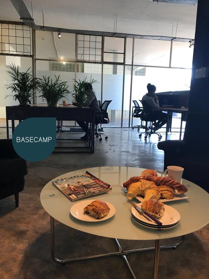 Basecamp Joburg, Johannesburg