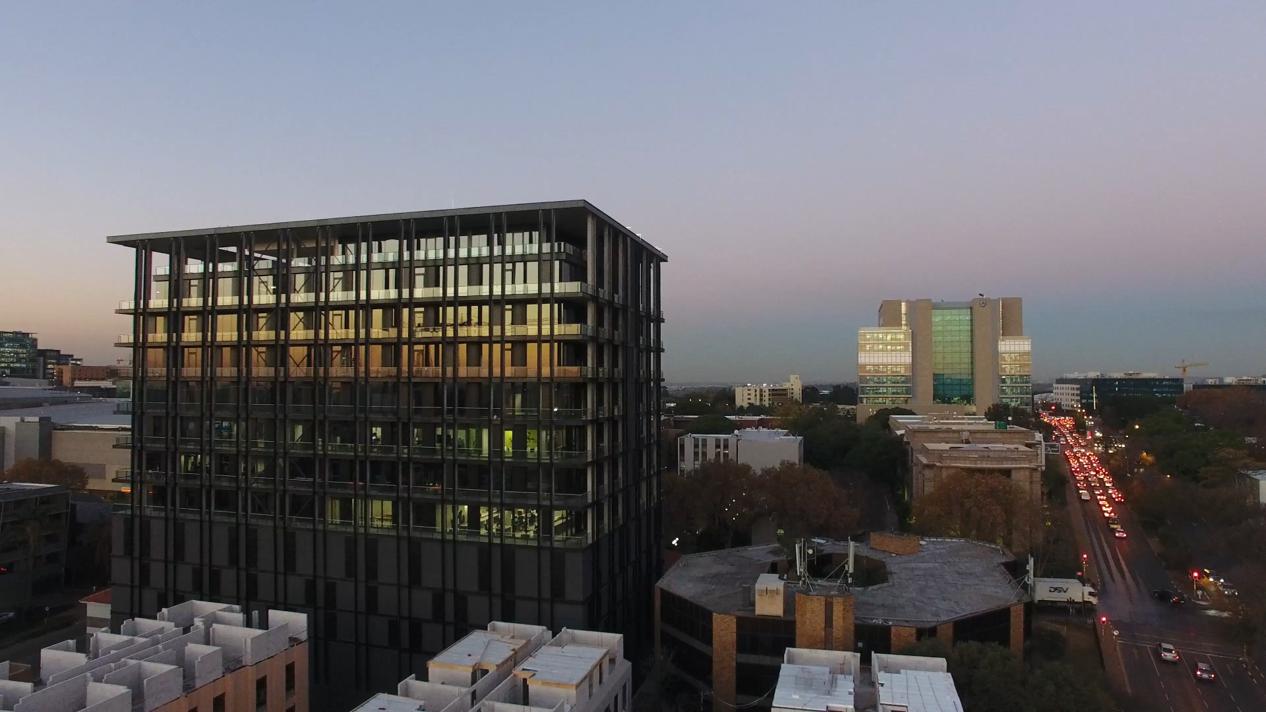 Workshop17 Firestation, Johannesburg