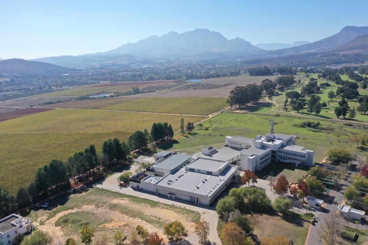 Workshack, Stellenbosch