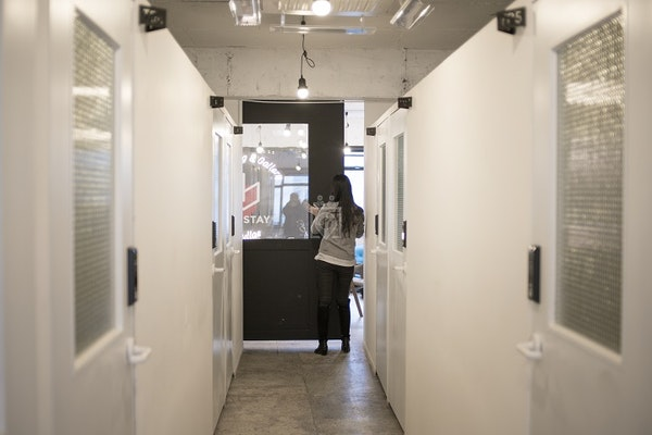 ARTXSTAY Co-working & Gallery in Mullae, Seoul