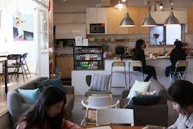 ARTXSTAY Co-working & Gallery in Mullae, Goyang