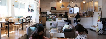 ARTXSTAY Co-working & Gallery in Mullae