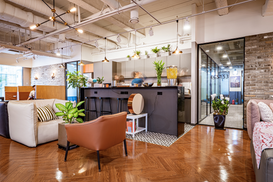ECS153 Co-working space, Goyang