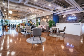 ECS153 Co-working space, Bucheon
