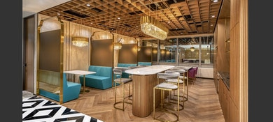 The Executive Centre - Gangnam Finance Center