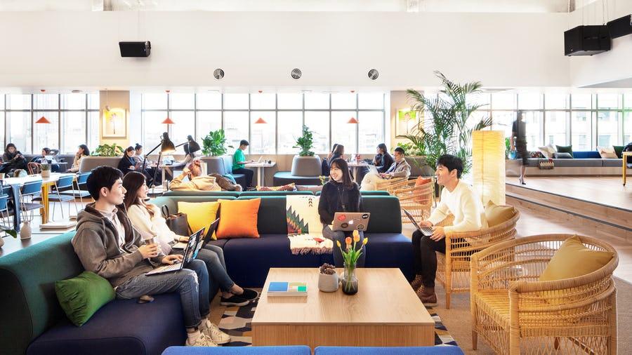 WeWork Designer Club, Seoul