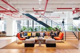 WeWork Samseong Station II, Bucheon