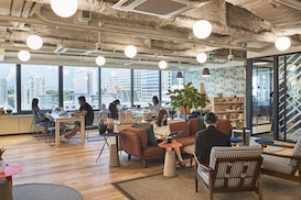WeWork Samseong Station, Bucheon