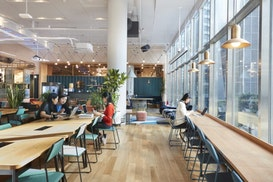 WeWork Yeoksam Station, Bucheon