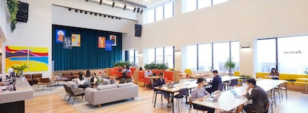 WeWork Yeouido Station
