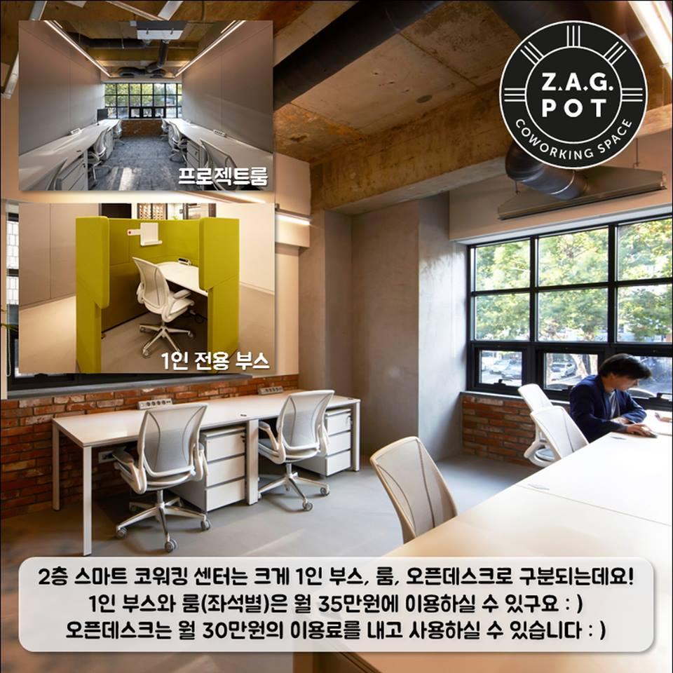 Z.A.G. POT, Seoul