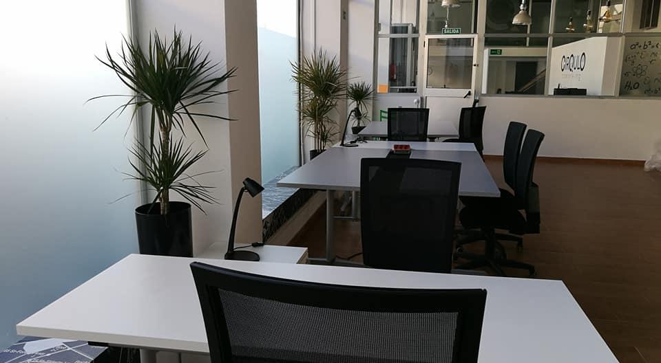 Cirqulo coworking, Algeciras
